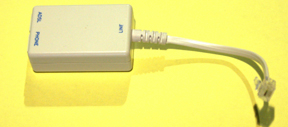 User Installable ADSL Splitter